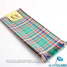 Clan MacFarlane Tartan Scarf