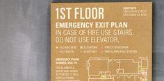 Evacuation Map