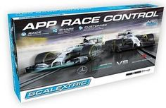 Scalextric  Scalextric ARC ONE Mercedes AMG Petronas F1 VS McLaren Mercedes F1 Set F1 SET WITH ARC ONE APP CONTROL (Barcode EAN = 0767383509192). http://www.comparestoreprices.co.uk/december-2016-5/scalextric-scalextric-arc-one-mercedes-amg-petronas-f1-vs-mclaren-mercedes-f1-set.asp