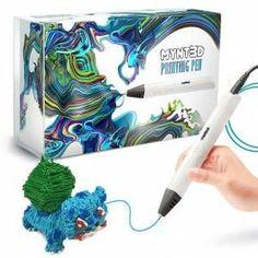 Mynt3d Professional Printing 3d Pen With Oled Display GittiGidiyor'da 301407329