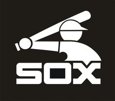 Chicago White Sox Alternate Logo on Chris Creamer's Sports Logos Page - SportsLogos. A virtual museum of sports logos, uniforms and historical items. Chicago Baseball, White Sox Baseball, Chicago City, Chicago White Sox, Baseball Teams, Baseball Art, Chicago Illinois, White Sox Tickets, White Sox Logo