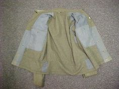 Salty M44 tunic for review.. - Wehrmacht-Awards.com Militaria Forums