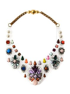 Love a mindblowing statement necklace