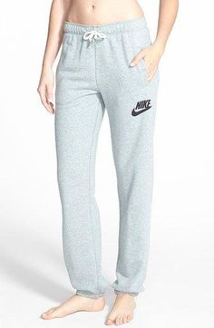 Nike Loose Fit Rally     Nike Loose Fit Rally Sweats at Nordstrom.  My new obsession.  Love these!!!!!