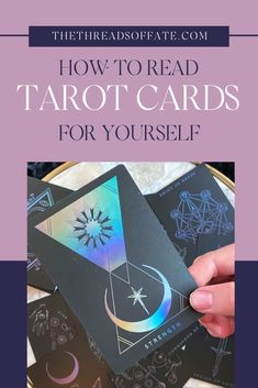 How to do a tarot self reading. he cards can show you a potential and likely path, but this is grounded in the current moment. #tarot #tarotcards Learn Art, Learn To Read, Physic Reading, Tarot Cards For Beginners, Tarot Card Spreads, Oracle Reading, Tarot Learning, Tarot Card Meanings, Spiritual Connection
