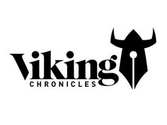 Dribbble - Viking Chronicles Logo by Paul Sirmon