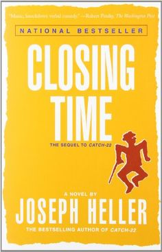 Closing Time: The Sequel to Catch-22 by Joseph Heller