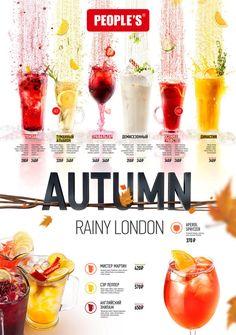 20 Deliciously Designed Food & Drink Menus - Hongkiat