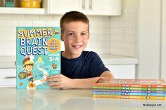 Giveaway Summer Brain Quest