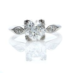 Antique Engagement Rings...