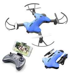 14 Year Old Model, Wifi, Drone With Hd Camera, Usb, 4 Channel, Rc Helicopter, Rc Drone, Brand Store, Single Wide