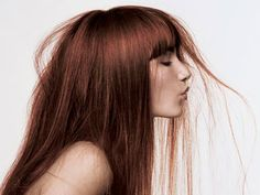 red hair color ideas   Hair Color Tips: How to Get Rich Color - Marie Claire