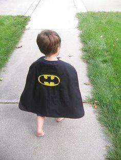 Every kid is a superhero