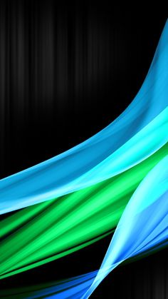 Blue and Green Wave#iPhone #5s #Wallpaper |http://www.ilikewallpaper.net/iphone-5-wallpaper/, welcome to download more .