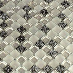 glasmosaik naturstein marmor fliesen beige sand braun mocca mosaik, Moderne