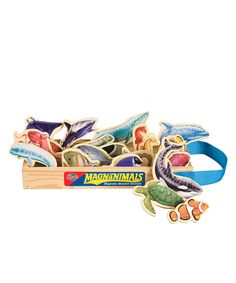 Sea Creatures MagnAnimals Set | Daily deals for moms, babies and kids