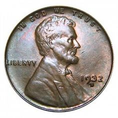 ABOUT UNCIRCULATED*   *FREE SHIPPING* Penny  *AU 1934 D Lincoln Wheat Cent