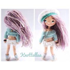 Crochet @knottellaa -11cm tallPhot...Instagram photo | Websta (Webstagram)