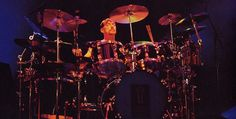 """Neil Peart, """"Counterparts""""."""
