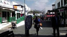 Town Centre and Shops, Playa Blanca, Lanzarote
