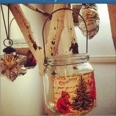 estilo vintage y diy para decorar tu casa estas navidades decoracion con jaulas pinterest vintage navidad and search