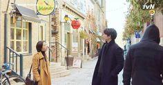 Goblin Korean Drama, Kdrama, Street View, People, Art & Literature, People Illustration, Folk