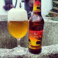 """@mybier_at's photo: """"Monkey Bread #Beer #Bier #beerporn #beerstagram #africa"""""""