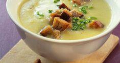 Kartoffelsuppe schmeckt auch kleinen Gemüsemuffeln - vor allem wenn knusprige Brotwürfel darin schwimmen. Und Fleischfans bekommen als Einlage Wie ...