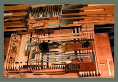 Japanese carpentry tools