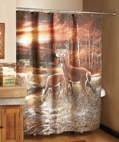 Tranquil Deer Bath Collection