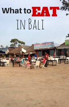 What to eat in Bali on a family holiday! http://www.wheressharon.com/asia-with-kids/bali-with-kids-guide-bali-family-holidays/