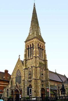 Roman Catholic Church of the English Martyrs, Streatham