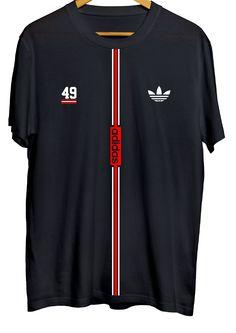 Adidas 49 my age.nice-Adidas 49 my age….nice Adidas 49 my age…. New T Shirt Design, Tee Design, Shirt Designs, Addidas Shirts, Tee Shirts, Camisa Nike, Polo Shirt Outfits, Adidas Outfit, Adidas Men