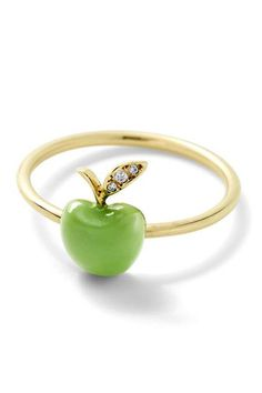 Apple Stack Ring