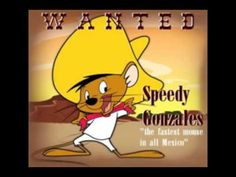 Pat Boone - Speedy Gonzalez ... I love this and always have......I just want to dance...lol...and it's such a funny song