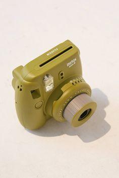 Slide View: 3: Fujifilm X UO Custom Color Instax Mini 8 Instant Camera