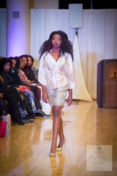 Black Fashion Week USA 2016 Featuring The Ivory Collection Live in Chicago.