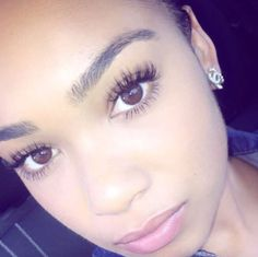 Full fluffy individual lash extensions by Source by virallushmakeupideas Longer Eyelashes, Long Lashes, Fake Eyelashes, False Lashes, Whispy Lashes, Permanent Eyelashes, Eyelash Extensions Styles, Individual Eyelash Extensions, Eyelash Sets