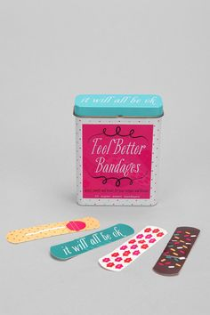 Feel Better Bandages - Urban Outfitters
