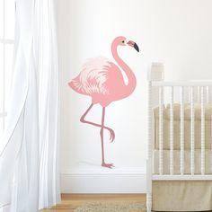 Wall Sticker Flamingo