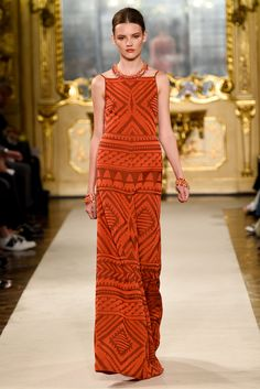 Les Copains Spring 2015 Ready-to-Wear - Collection - Gallery - Look 3 - Style.com