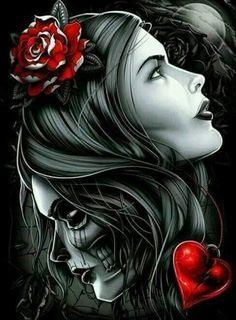 #catrina #sugar #skull