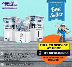 Why Do You Need RO Service? ✅To prevent clogging in the RO Purifiers ✅To ensure that only safe hands are being used ✅To get the benefit of experience and expertise ✅To ensure the lasting performance of the RO purifiers ✅To ensure that water quality doesn't get inferior 📲: +91- 9818406309 🌐: www.aslrowaterpurifier.com 📧: aslenterprises35@gmail.com #WaterPurifier #RORepair #ROService #ROAMC Kent Ro Water Purifier, Ro Purifier, Reverse Osmosis Water, Water Quality, Benefit, Hands