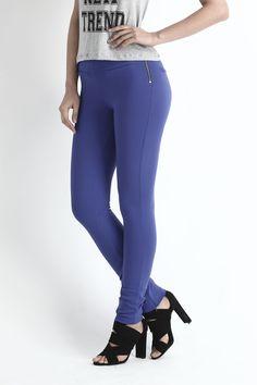 eafb51e8e4 Calça Legging Montaria Cintura Alta Groovy Forever Azul