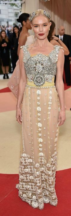 Kate Bosworth..Met Gala 2016: The Best Dressed Celebrities on the Red Carpet