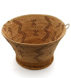 Africa | Basket from the Himba people of Angola. 20th century