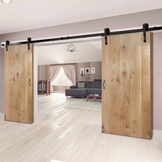 Barn Style Sliding Doors – Page 6 Sliding Bedroom Doors, Internal Sliding Doors, Barn Style Sliding Doors, Interior Sliding Barn Doors, Sliding Barn Door Hardware, Closet Doors, Sliding Wardrobe, Wardrobe Doors, Bathroom Doors