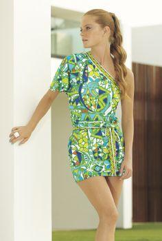 Trina Turk 'Bali Hai' Cover-Up Dress #MayCatalog