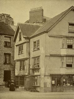 Plymouth Barbican Island House 19 - OLD PHOTOS OF PLYMOUTH DEVON