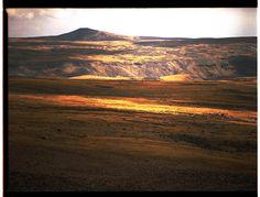 aragac in color by Arthur Sakhkalyan, via Behance